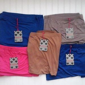 "Midi Bodycon Skirts  ""lot of 5 bundle""  ""NWT"""